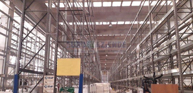 Capannone Industriale mq. 6.000  Piano Tavola